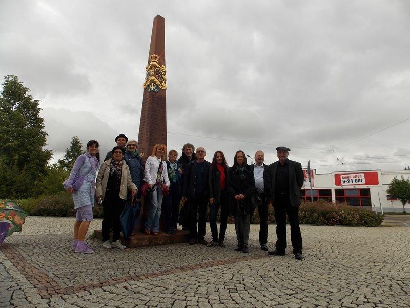 visita a Plauen