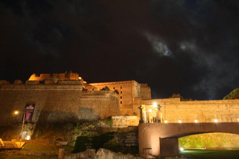 Focus sull'arte al Priamàr, Savona (1)