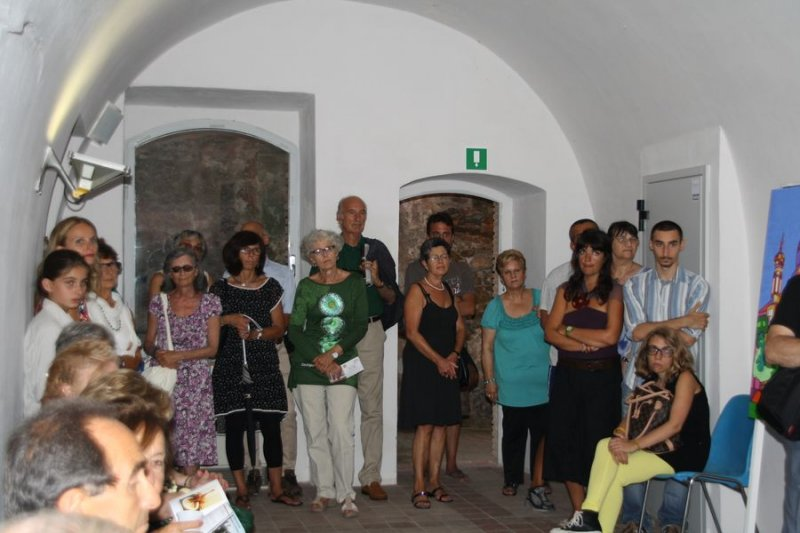 Focus sull'arte al Priamàr, Savona 2014 (7)