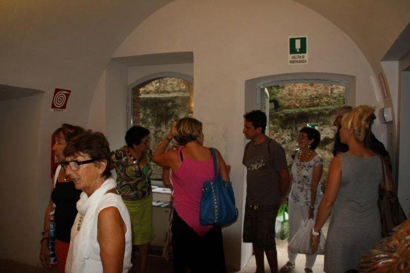 Focus sull'arte al Priamàr, Savona 2014 (3)