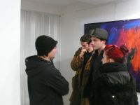 vernissage mostra 29.11.-16.12.2011 Arenzano (Ge)